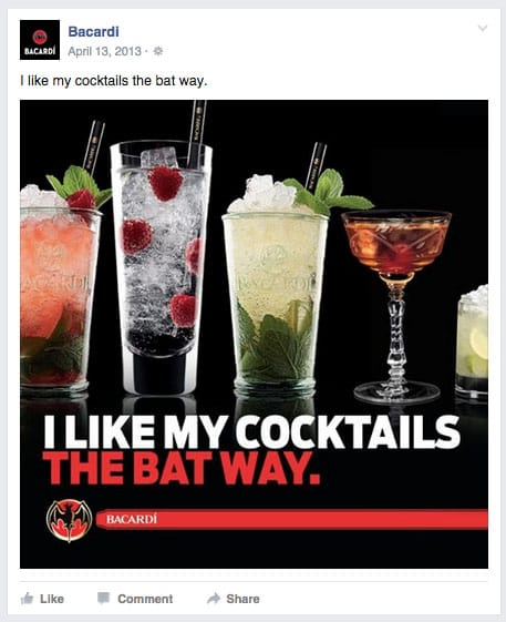 Bacardi Cocktails
