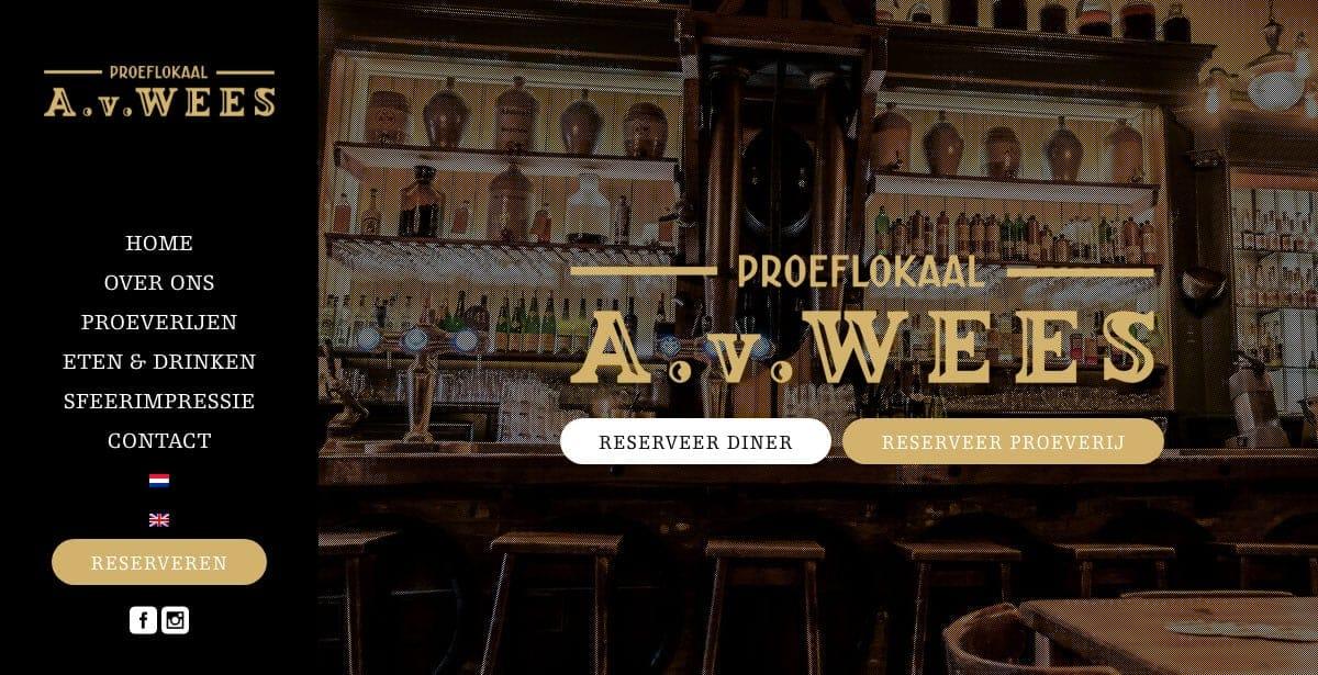 Proeflokal A. van Wees Amsterdam